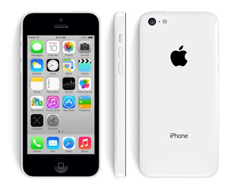 At T Mobile Phone Number Lookup Apple Iphone 5c 8gb 4g Lte White Smart Phone Att