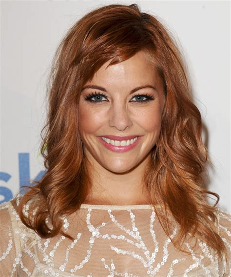 hairstyles with brown copper light brown stripes gallery for gt light copper brown hair color