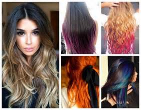 trending hair colors new hair color trends 2016