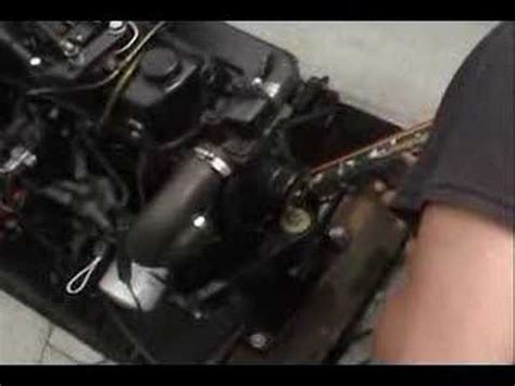est ignition timing  mercruiser youtube