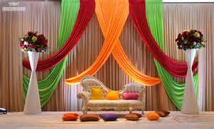 asia dekoration south asian wedding decor