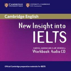 New Insight Into Ielts Workbook With Answers Original new insight into ielts workbook audio cd 9780521680943 cambridge international book centre