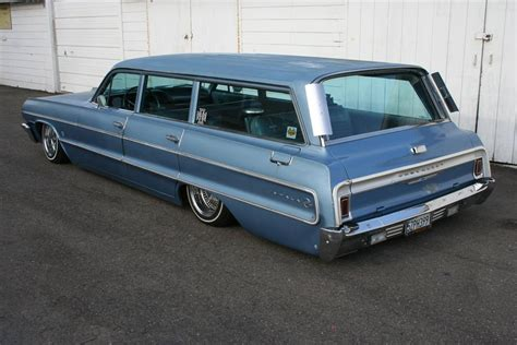 64 Chevy Impala Station Wagon Chagne 64 Impala Wagon