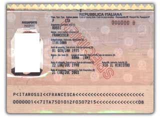 permesso di soggiorno america passaporto con foto digitale per usa