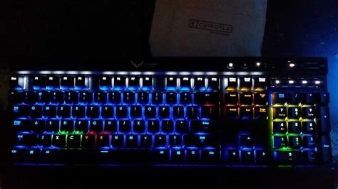my keyboard wont light up my corsair k70 rgb keyboard color code setup for my 737ngx