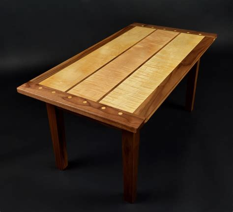 Maple Coffee Tables Curly Maple Coffee Table Coffee Table Design Ideas