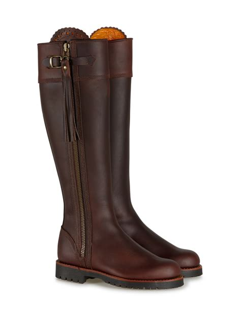The Boots Of by Tassel Boot Conker Penelope Chilvers