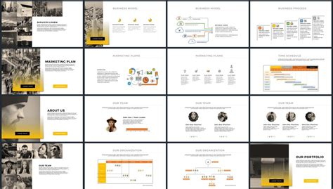 advanced multi purpose powerpoint template premium and