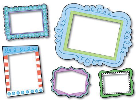 printable frames for children s work fellowes idea centre ideas for school classroom