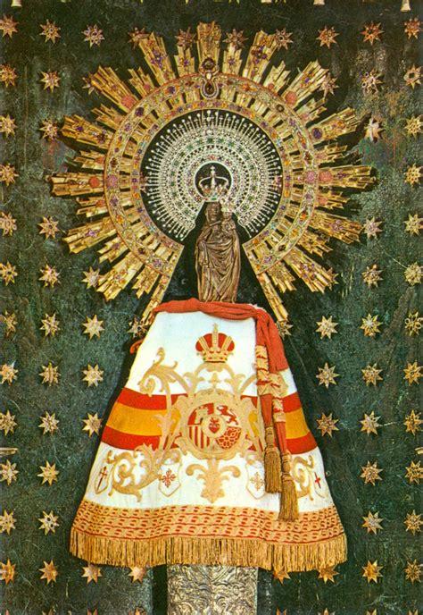 Imagenes Virgen Maria Pilar | primera aparici 243 n de mar 237 a trono de dios