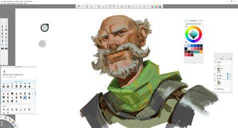 sketchbook tutorial autodesk mike azevedo s color theory tutorial autodesk sketchbook