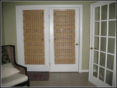 Bamboo Blinds For Patio Doors Bamboo Patio Blinds Shades Patios Home Decorating Ideas Wv4gpnv2yn