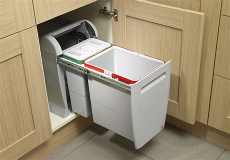 kitchen recycling bins for cabinets eco friendly kitchen items and accessories to celebrate
