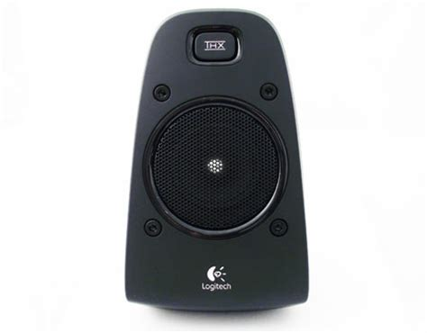 Logitech Speaker System Z623 Hitam Original Logitech Z623 Bringing Home The Bass 2 1 Channel