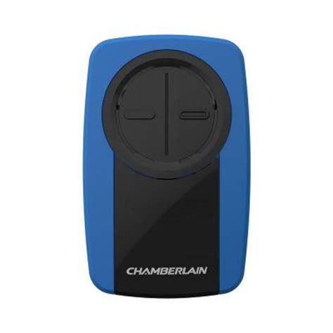 Home Depot Remote Garage Door Opener by Chamberlain Universal Remote Garage Door Opener Klik3u Bl