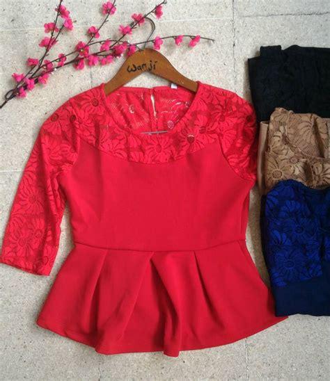 Baju Imlek Wanita Hello Atasan Imlek Baju Imlek Anak jual baju imlek sincia xincia baju import korea renda brukat polos big size import shop