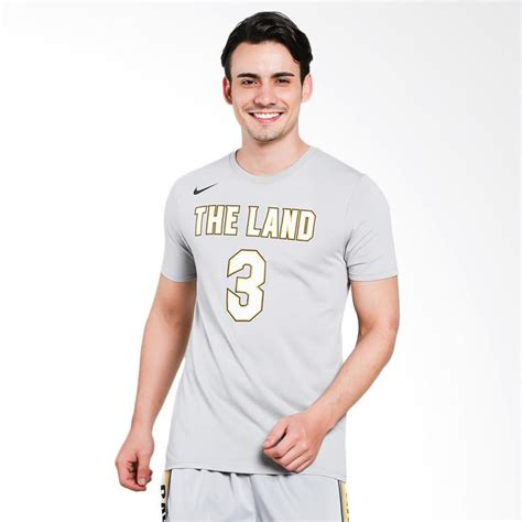Kaos T Shirt I Basketball Nike jual nike basketball isaiah cleveland cavaliers