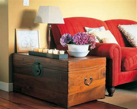 decorating trunk for 40 ways to enhance room decor with chests and trunks in