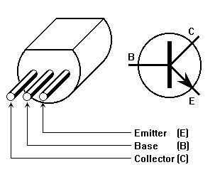 bc547 transistor pinout water level indicator circuit diagram electronic circuits
