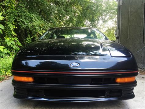 how things work cars 1994 ford probe transmission control 1989 ford probe with rare testarossa kit for sale photos technical specifications description
