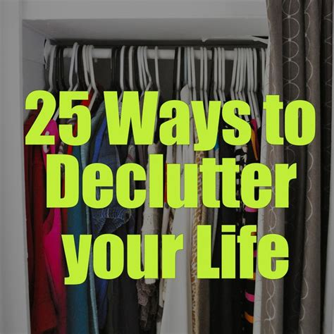 pinterest de cluttering ideas ways to declutter decluttering ideas pinterest