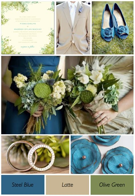 blue and green wedding colors blue and green wedding theme weddings by lilly