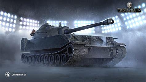 Chrysler World by World Of Tanks Chrysler K Gf 2 217 Exp 7 065 Dmg 9
