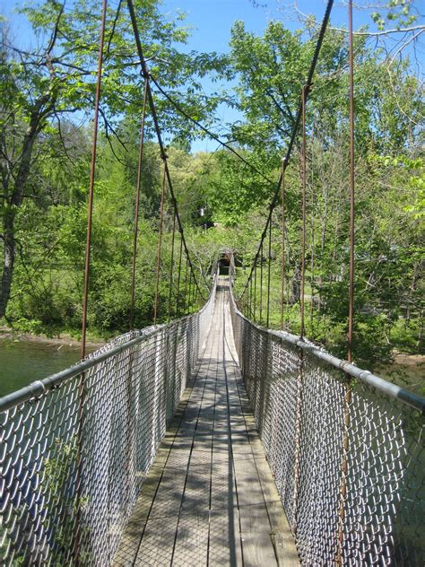 swinging bridge tennessee new moon spring 171 evolutionary process