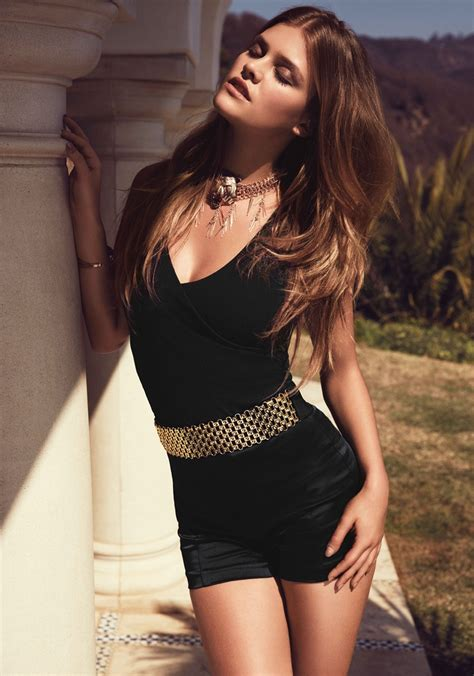 Home Decor Trends In Europe nina agdal models sexy summer styles for bebe ii unili