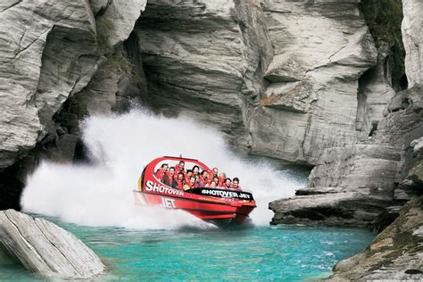 jet boat tour queenstown new zealand shotover jet queenstown nz s world famous jet boat