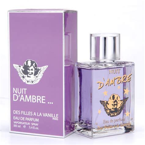 Parfum à La Vanille by Nuit D Ambre Des Filles A La Vanille Perfume A Fragrance For And