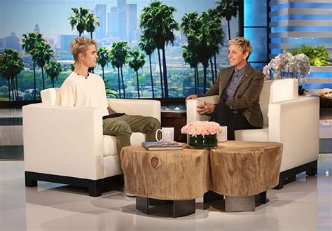 ellen degeneres zelle justin bieber s tour announces purpose shows where to