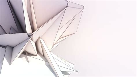 origami the of origami stock footage 5035814