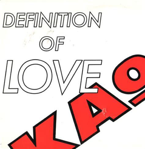 Kaos Kool kaos definition of 12 inch kool