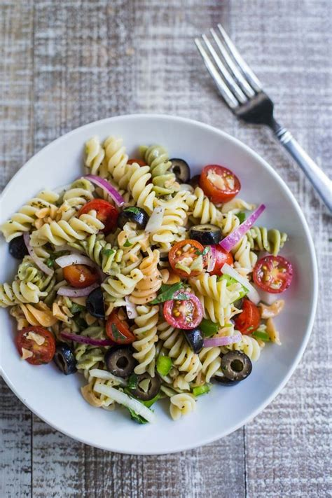 easy and delicious pasta salad fun fit and fabulous 25 best ideas about vegan pasta salads on pinterest tex