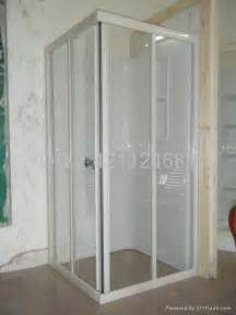 Cheap Shower Door Cheap Shower Door Pf202 Pvc Framed Shower Enclosure China Manufacturer Products