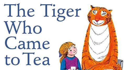 the tiger who came the tiger who came to tea mercury theatre