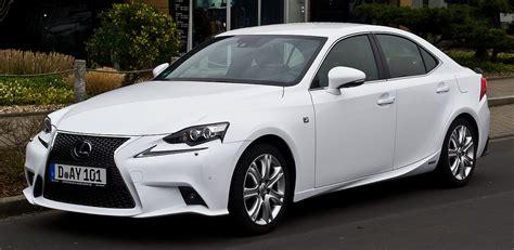 Toyota Altezza Rs200 Fuel Consumption Lexus Is Xe30