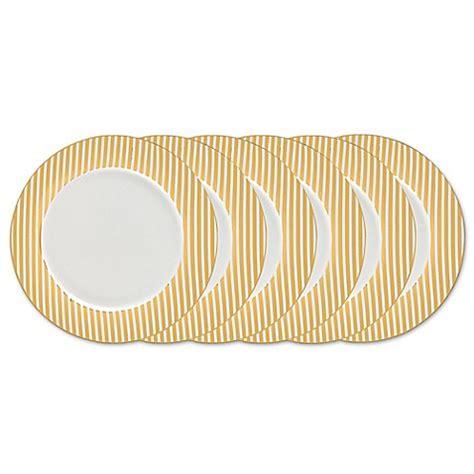 bed bath and beyond dinner plates certified international elegance gold dinner plates set