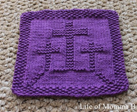 knitting pattern for easter easter dishcloth updated knitting patterns easter and