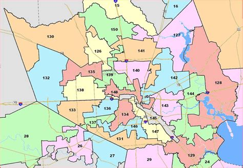 harris county texas precinct map did someone say gerrymandering here s illinois 4th congressional district 687 x 379 mapporn