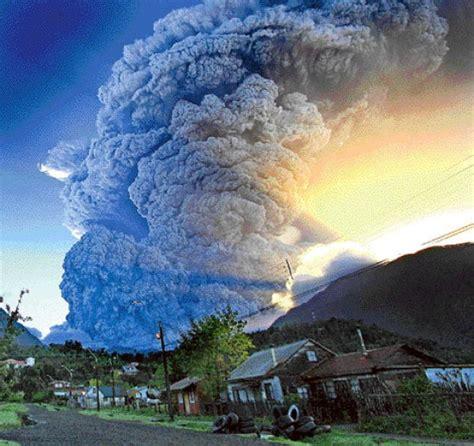 Imagenes Satelitales Volcan | imagenes satelitales de la erupci 243 n del volc 225 n chait 233 n
