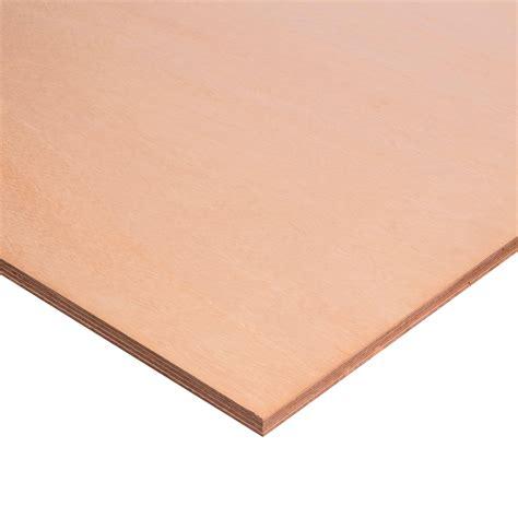 2440 x 1220 x 6mm aa grade mixed hardwood marine plywood