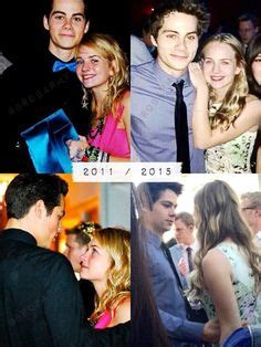 1000  images about Dylan O'Brian and Britt Robertson on