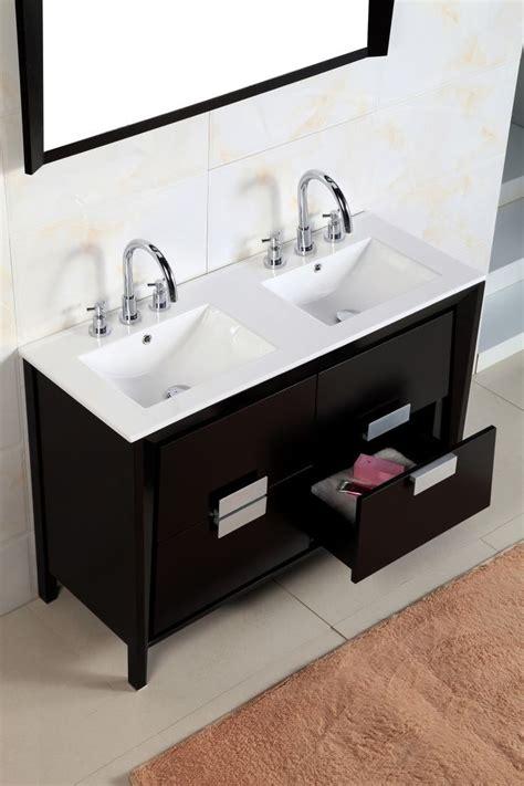 ideas  small double vanity  pinterest double sink vanity double sink small