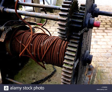 boat winch photos boats winch stock photos boats winch stock images alamy