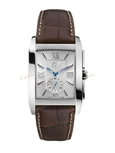 Gc Guess Leather Brown guess collection brown leather x64004g1