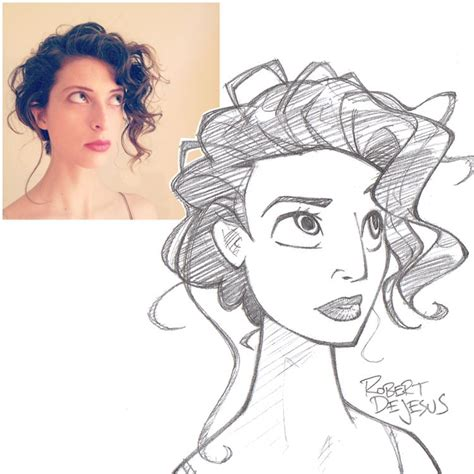 disney hairstyles drawing disney style kerly q by banzchan deviantart com on