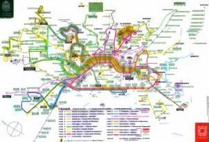 Bus Routes Map by Bus Routes And Transportation Information Pictures To Pin