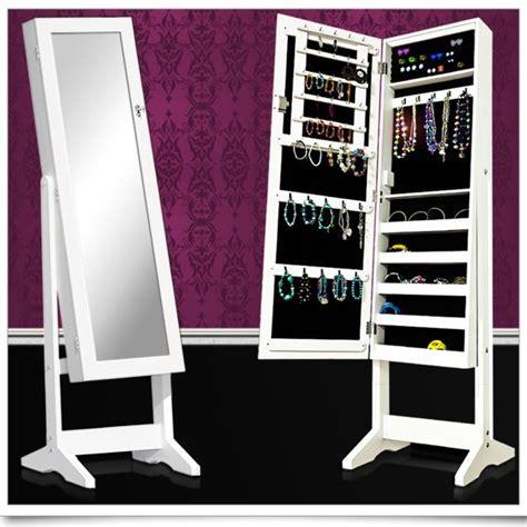 Miroir Rangement Bijoux Ikea by Armoire De Rangement Pour Bijoux Avec Miroir Bl Achat
